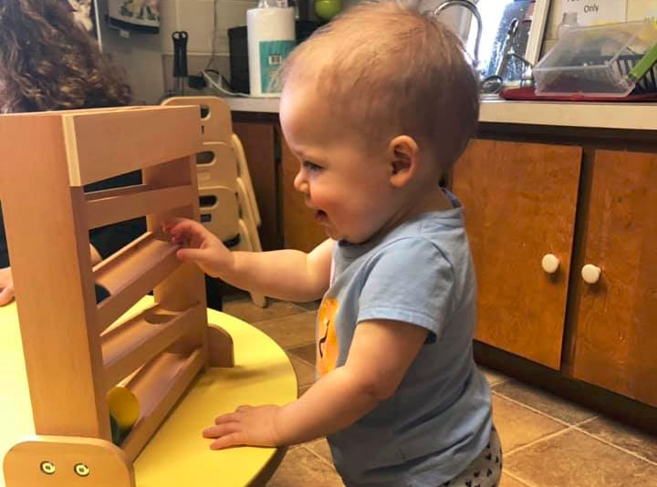 toddler learning at a Preschool & Daycare Serving Brighton, MI