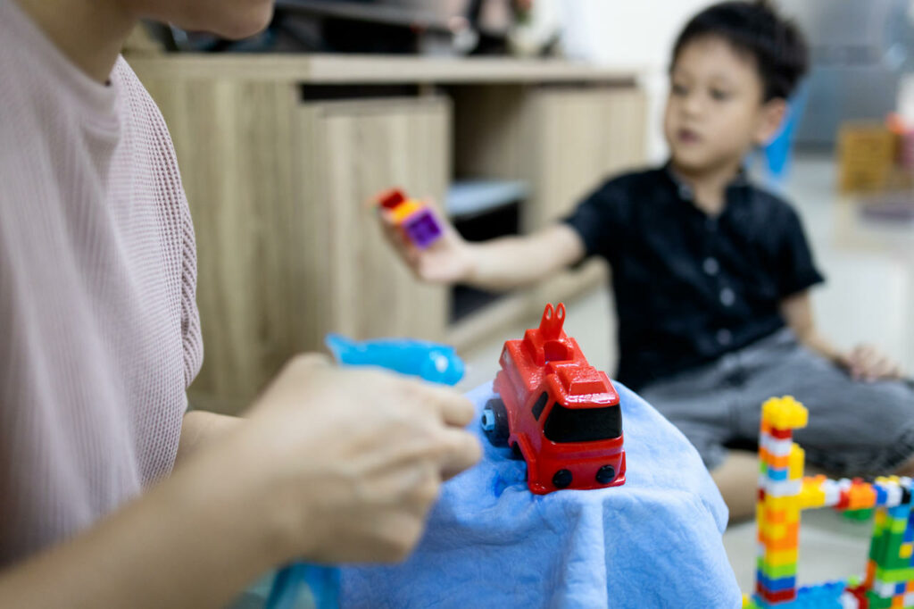 An Obsessive Clean Kills Contagions Continuously - Preschool & Daycare Serving Brighton, MI