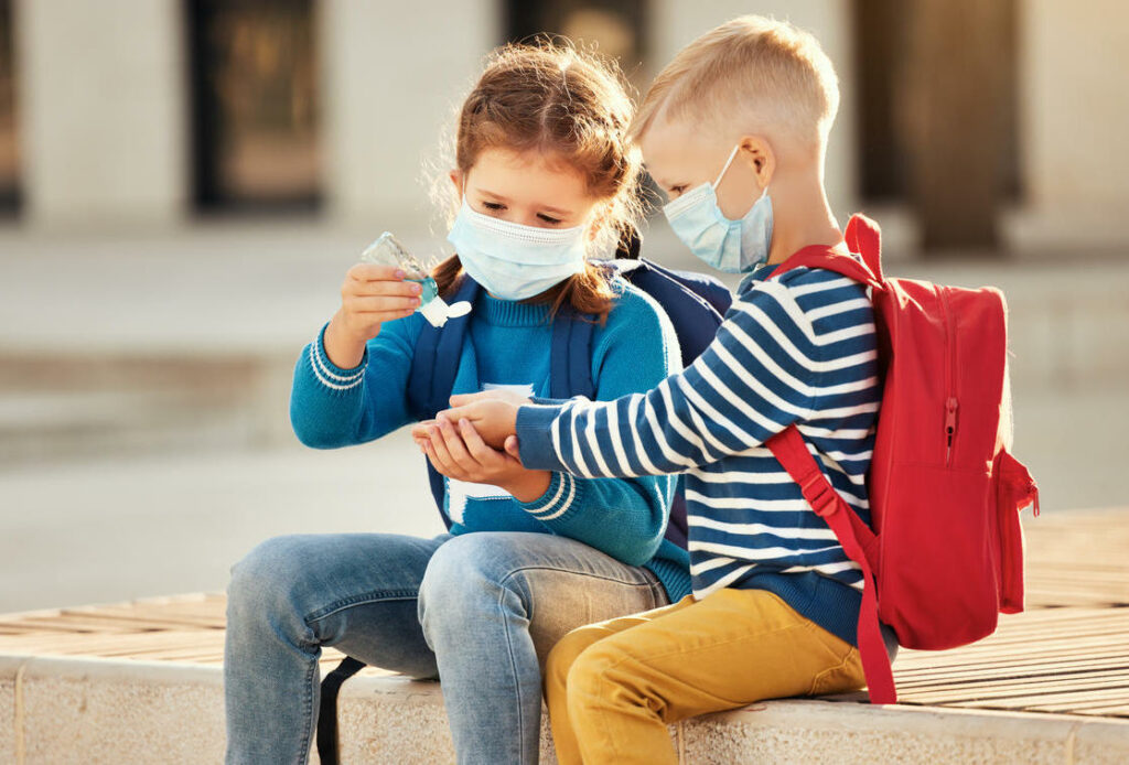 New Safety Measures Keep Your Child Healthy - Preschool & Daycare Serving Brighton, MI