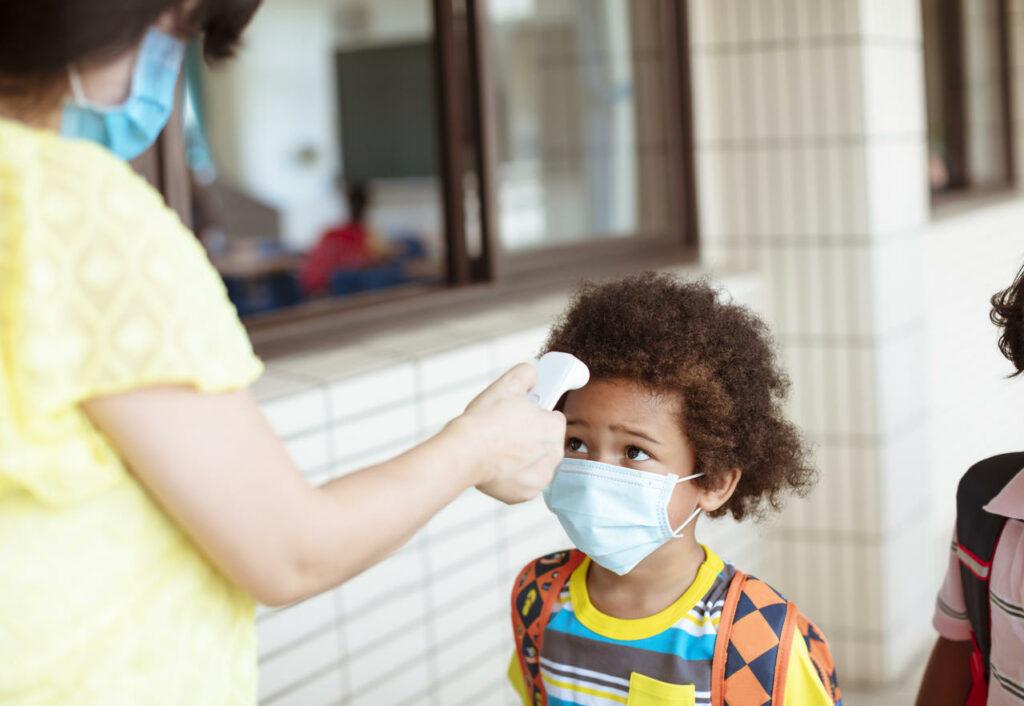 Symptom-Tracking Ensures Quick Responses & Informs Next Steps - Preschool & Daycare Serving Brighton, MI